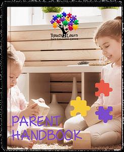 parent handbook cover