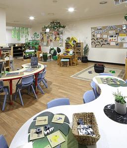 learning room for kids
